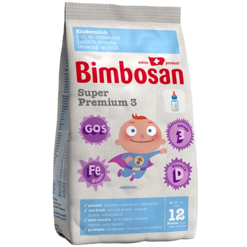 Bimbosan Super Premium 3 Kindermilch Ref 400 G