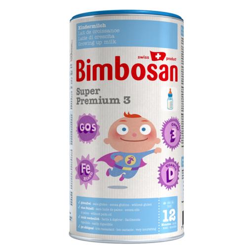 Bimbosan Super Premium 3 Kindermilch Ds 400 G