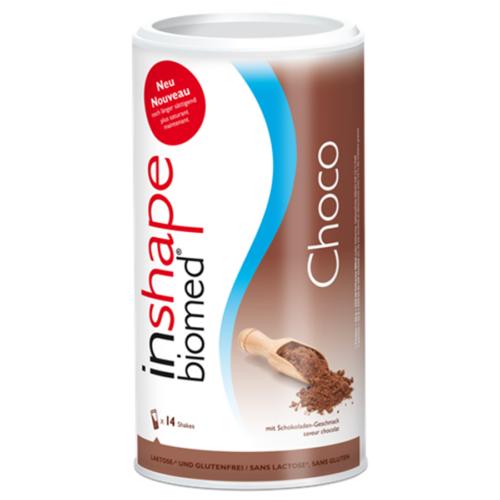 INSHAPE Biomed Plv Choco Ds 420 g
