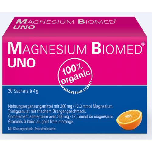 MAGNESIUM BIOMED Uno Gran Btl 20 Stk