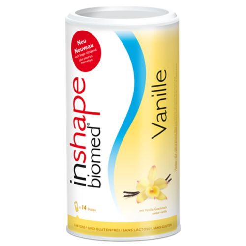 INSHAPE Biomed Plv Vanille Ds 420 g