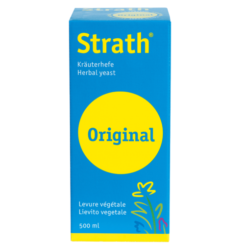 STRATH Original liq 500 ml