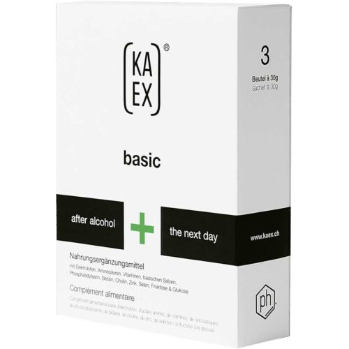 KAEX basic Pack Btl 3 Stk