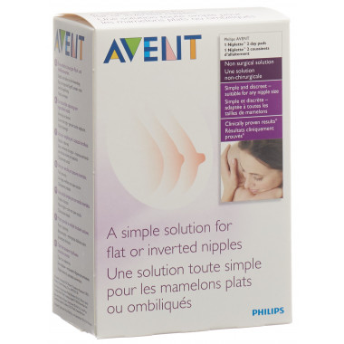 Avent Philips Niplette Brustwarzen Apparat