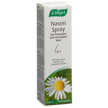 A. Vogel Nasen-Spray