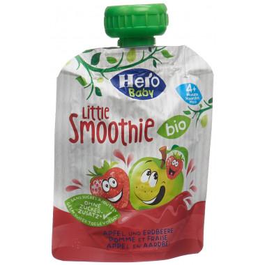 Hero Baby Bio Smoothie Apfel Erdbeere