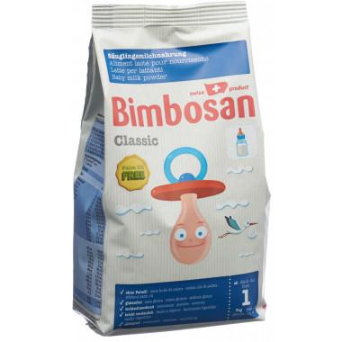 Bimbosan Classic Anfangsmilch ohne Palmöl