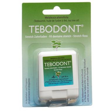 Tebodont Stretch Zahnfaden 50m