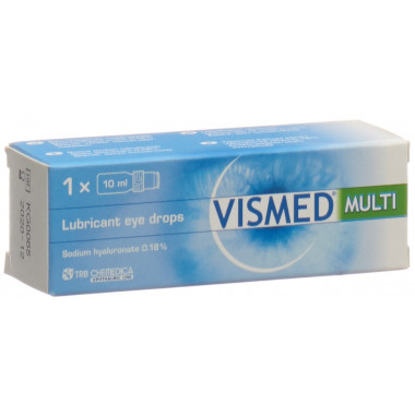 Vismed Multi Gtt Opht 1.8 mg/ml