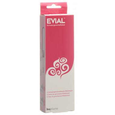Evial Schwangerschafts Test