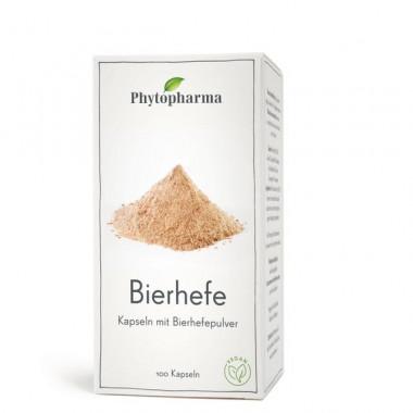 Phytopharma Bierhefe Kapsel