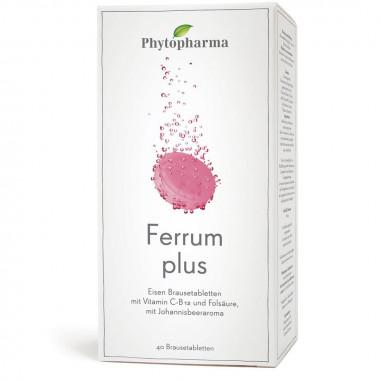 Phytopharma Ferrum Plus Brausetablette