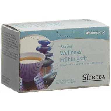 Sidroga Wellness Frühlingsfit