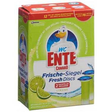 WC-ENTE Frische Siegel Nachfüller Limone