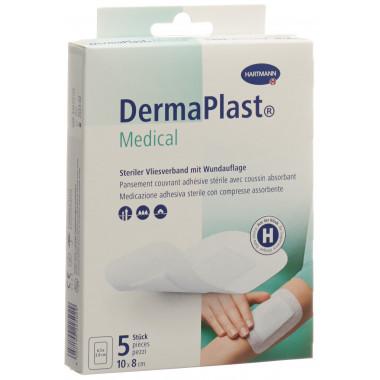 DermaPlast Medical Vliesverband 10x8cm