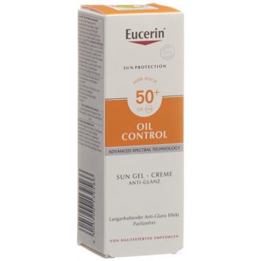 Eucerin SUN Oil Control Sun Gel-Creme Anti Glanz LSF50+