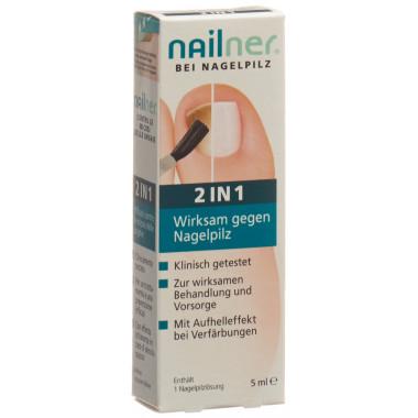 Nailner Nagelpilz-Lösung 2-in-1