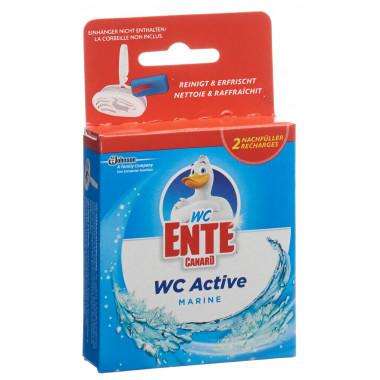 WC-ENTE Active Nachfüller Marine