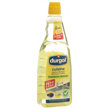 durgol cuisine Küchen-Reiniger Ersatzflasche