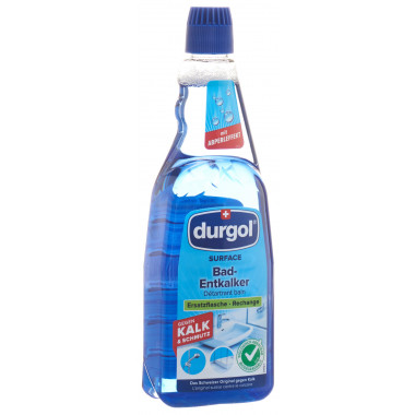 durgol surface Bad-Entkalker Ersatzflasche