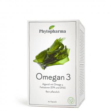 Phytopharma Omegan 3 Kapsel