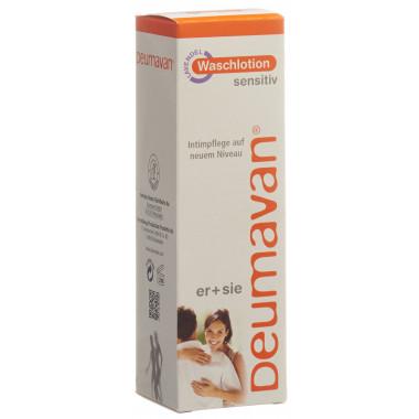 Deumavan Lavendel Waschlotion