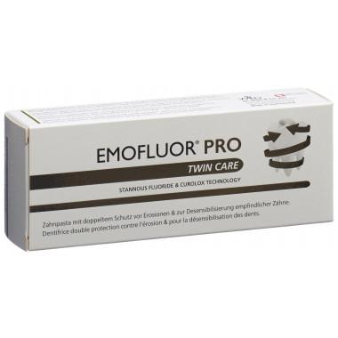 Emofluor Pro Twin Care Zahnpaste