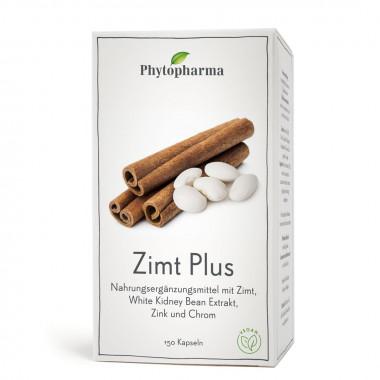 Phytopharma Zimt Plus Kapsel