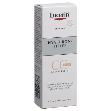 Eucerin HYALURON-FILLER CC-Cream Light