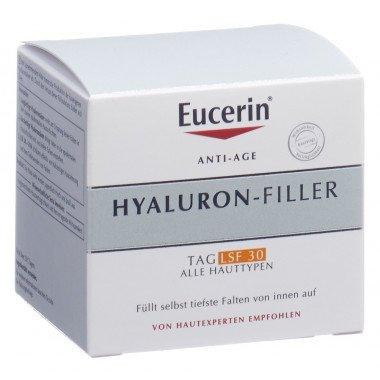 Eucerin HYALURON-FILLER Tag alle Hauttypen + LSF 30