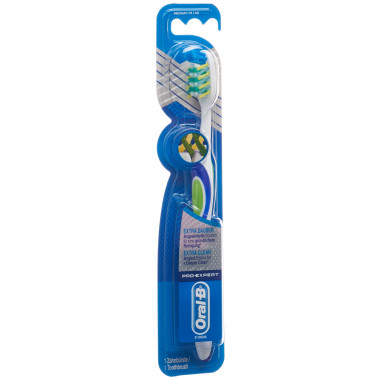 Oral-B Pro-Expert CrossAction Extra Clean 40 mittel