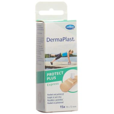 DermaPlast ProtectPlus Express 19mmx72mm
