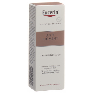 Eucerin Anti Pigment Tagespflege LSF30