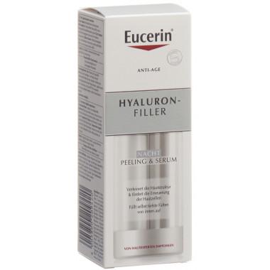 Eucerin HYALURON-FILLER Peeling + Serum Nacht