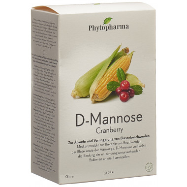 Phytopharma D-Mannose Cranberry