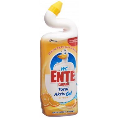 WC-ENTE Total Aktiv Gel Citrus