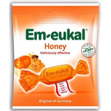 Em-eukal Honey gefüllt