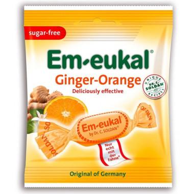Em-eukal Ginger-Orange zuckerfrei