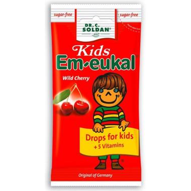 Em-eukal Kids Wildkirsche zuckerfrei