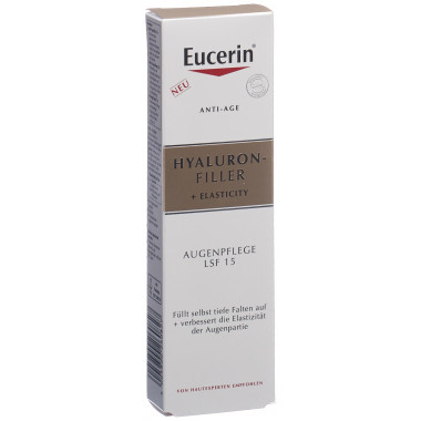 Eucerin HYALURON-FILLER + Elasticity Augenpflege Augenpfle