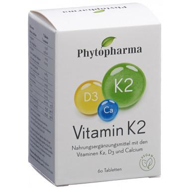 Phytopharma Vitamin K2 Tablette