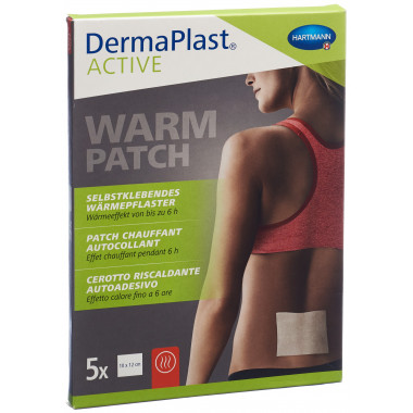 DermaPlast Active Warm Patch