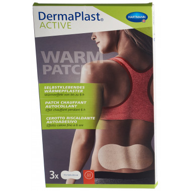 DermaPlast Active Warm Patch large