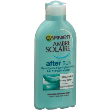 Ambre Solaire After Sun Feuchtigkeits-Milch