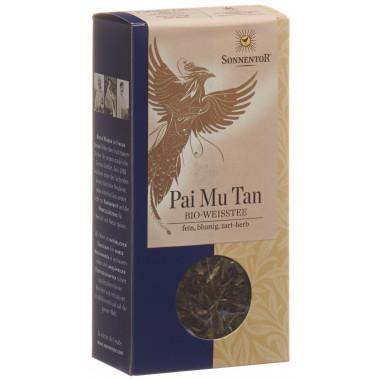 SONNENTOR Weisser Tee Pai Mu Tan