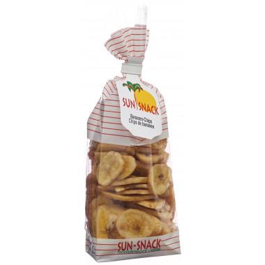Sun Snack Bananen-Chips