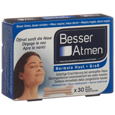 Besser Atmen beige gross