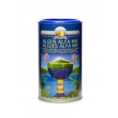 BioKing Algen Alfa Mix Pulver