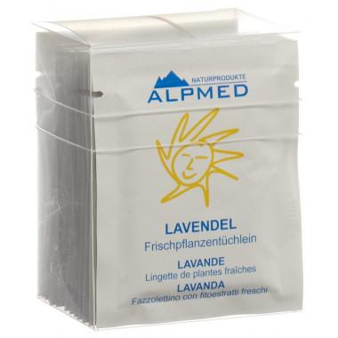 Alpmed Frischpflanzentüchlein Lavendel