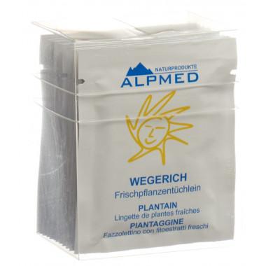 Alpmed Frischpflanzentüchlein Wegerich
